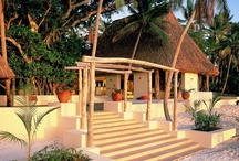 Fiji / Fiji is located in the South Pacific and is one of the most romantic honeymoon destinations.  There are many luxury private island resorts.