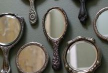 mirror, mirror on the wall.... / by Allatia JANE
