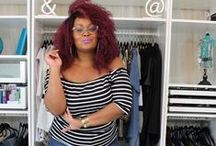 The Curvy Fashionista's Personal Style / by The Curvy Fashionista