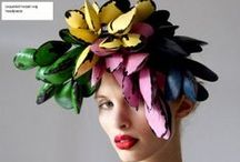 Feed your head / millinery inspiration