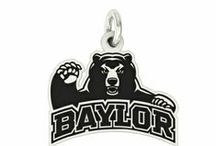 Baylor Bear Jewelry / When you are cheering for your favorite Baylor Bears team do it in style with our high quality Baylor Bears jewelry. Necklaces, charms, bracelets and earrings are all available representing your favorite team!