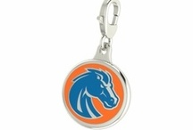 Boise State Broncos Jewelry / While you cheer the Broncos and help keep the streak alive, do it in style. We have a great selection of Boise State Broncos charms, bracelets and earrings. Go Broncos.