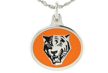 Buffalo State College Jewelry / Our jewelry has the finest detail and are the highest quality of any Bengals charm or pendant available.