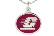Central Michigan University Jewelry / Our Central Michigan Chippewas Store has a huge selection of Central Michigan University Jewelry and Charms along with a huge selection of Chippewas Bracelets and Beads.