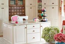 Classroom-Office-Craft Room-Library / by Emily Neal