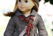 American Girl Dolls / by Emily Neal