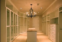 Closets-Laundry Rooms-Mud Rooms / by Emily Neal
