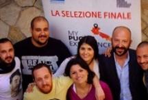 Casting Testimonial #MyPugliaExperience  / I nostri candidati testimonial sono arrivati da tutta Italia e anche dall' estero per le selezioni che si è svolte a Roma il 24 e 25 maggio. Siete stati fantastici ragazzi, vi ringraziamo tutti di cuore. Ecco le vostre foto direttamente dal casting e perdonateci se abbiamo dimenticato qualcuno :-)