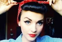 Retro Style/ Pinup Ideas / by Vegan Beauty Review