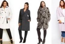 Plus Size Coats and Outerwear / Are you looking for a few great plus size coats? Check out these fasb plus size fashion finds!  / by The Curvy Fashionista