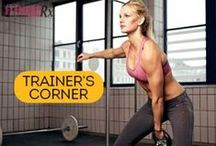 Workout Routines and Tips / Hot Fitness trends, what the celebrities are doing to stay fit, and lots of inspiration and ideas for your next workout at home or on the go. We like to feature kettlebell, medicine ball, dumbbell, and KOREBALL workouts!