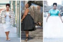Plus Size Fab Interviews / Interviews with fabulous plus size women in the fashion scene. / by The Curvy Fashionista