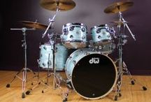 Drums / Some of the drum kits offered by Full Compass. / by Full Compass Systems