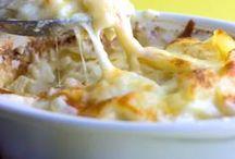 It's a spud. / potato dishes / by Allatia JANE