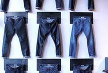 DENIM...wear it well! / by Allatia JANE