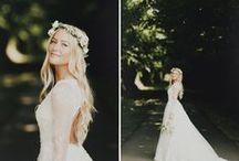 Wedding hair/makeup ideas