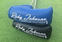 Headcovers We Use / Here we'll display some of our headcovers