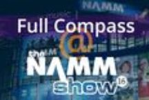 New Products From NAMM / New product releases coming from NAMM 2016  / by Full Compass Systems