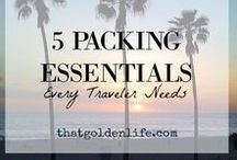 TGL: Packing Essentials / Tips and advice to make packing easier.