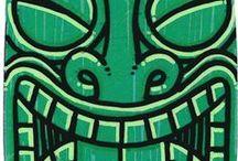 Tiki, Tiki, Tiki Room | Tiki & Polynesian Pop