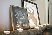 Christmas Time DIY's & Inspiration / by Shayla Bird