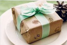 DIY Gift Wrapping  / by Shayla Bird