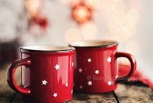 "Christmas / ""Happiness is a homespun Christmas.""  / by Christina Book ~LincolnStreetBlog.blogspot.com~"