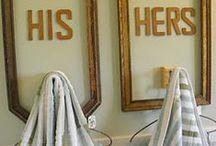Bathroom DIY & Inspiration / by Shayla Bird