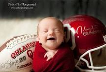 Future Sooners / Sooner babies are the cutest babies around!  / by University of Oklahoma