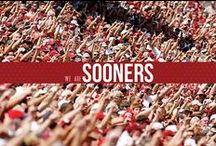The Sooner Nation / Sooner fans are some of the greatest fans in the world, and we know it!  / by University of Oklahoma