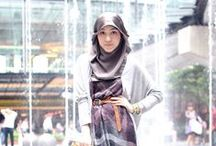Hijab Style / Hijab style, and my style