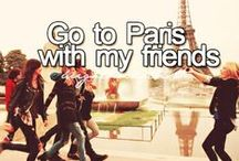 BUCKET LIST / Making the most out of my life :))