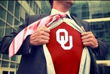 Sooner Style / Crimson and cream look good on everyone! / by University of Oklahoma