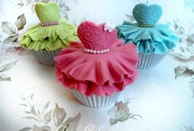 Cupcakes and Beyond / Decorating as an art