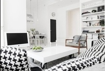 Black | White | Graphic Home