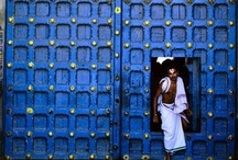 Antique Indian Doors