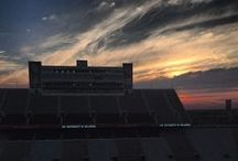Oklahoma Skies / Oklahoma skies are some of the best you have ever seen. Share your Oklahoma sky pins with us!  / by University of Oklahoma