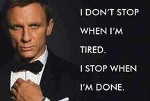 Daniel Craig / by Rebecca Yzquierdo