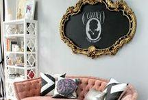 DIY Chalk Paint Ideas / by Shayla Bird