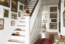 Country Entries & Halls & Stairs