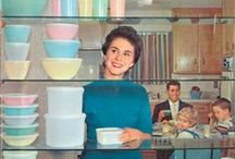 Come to a Vintage Tupperware Party