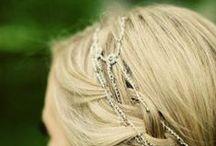 Hair Accessories / by Helen Loewen