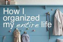 Organizing my shit