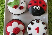 We Love Ladybugs / Ladybug themed products from Greenpartygoods.com