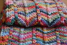 KNITTING:  Cowls,  Scarfs amd and Shawls