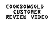 Cooksongold Customer Video Reviews / Our Cooksongold Video Review Team records their opinions on some of our bestselling and new jewellery making products!  Do you want to join, and be in with a chance to get free products to keep?  Click here to learn more: http://bit.ly/12AEhmU