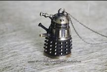 Doctor Who Jewellery