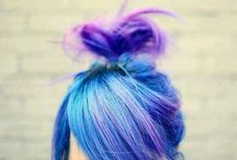 Hair // color