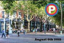 August 2015 First Thursday / Join Seattle's Original First Thursday art walk in Pioneer Square. Here you'll find the largest concentration of art galleries in the city. The art walk is free & self-guided, every month from 6 pm to 10 pm.