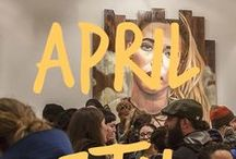 April 2016 First Thursday / Join Seattle's Original First Thursday Art Walk in Pioneer Square. Here you'll find the largest concentration of art galleries in the city. The art walk is FREE & self-guided, every month from 6 pm to 8 pm (** some gallery receptions may vary**) and the neighborhood offers FREE PARKING at participating garages 5-10 pm too! http://bit.ly/1TParkFree